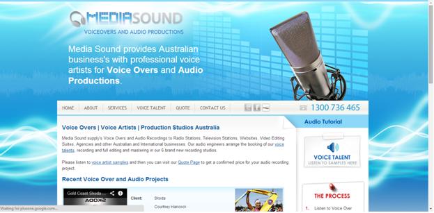 Media Sound