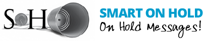 Smart on hold logo